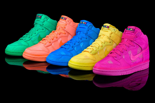 NYLON Magazine x Nike Sportswear Women's Dunk High