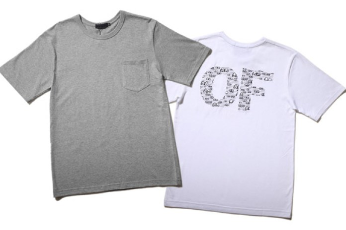 OriginalFake Clipping Mask 2 Pocket Tees