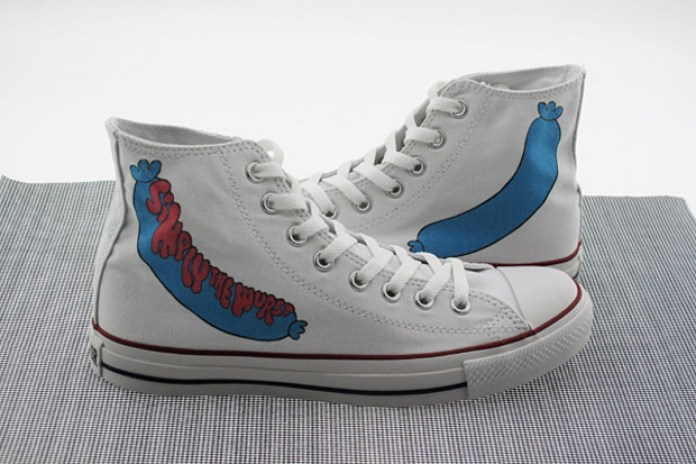 "Parra for Converse ""Simply the Wurst"" Chuck Taylor Hi"