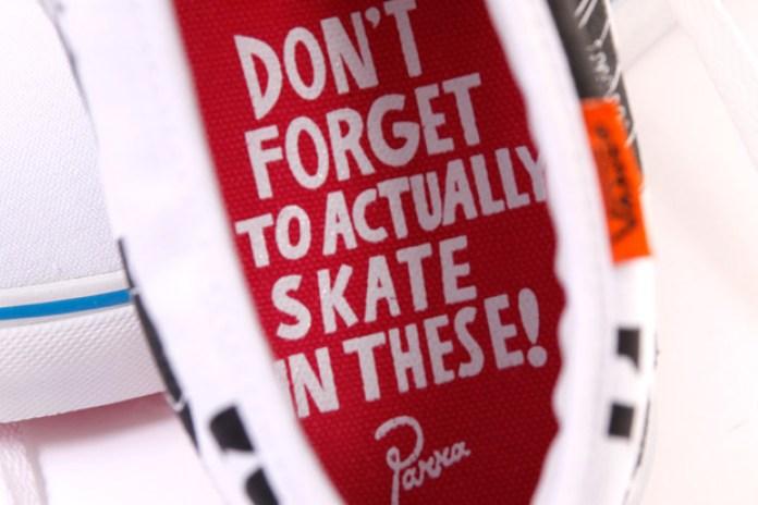 Parra x Vans Sneaker Collection