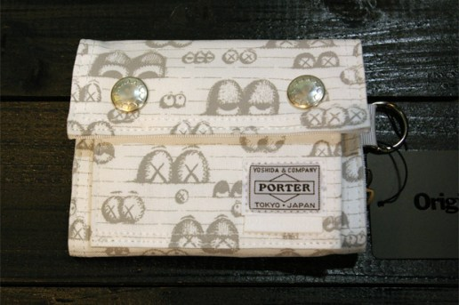 "Porter x OriginalFake ""Eyes"" Accessories"