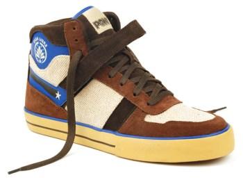 Rasa Libre Skateboards x Pony Footwear Collection