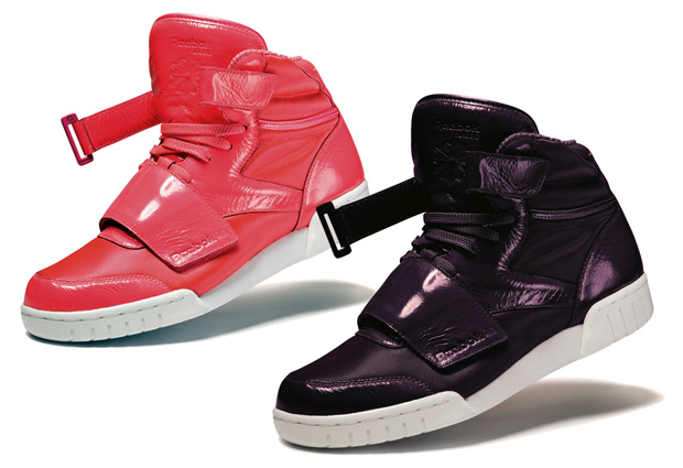 Reebok Ex-O-Fit Hi 2009 Summer Sneakers