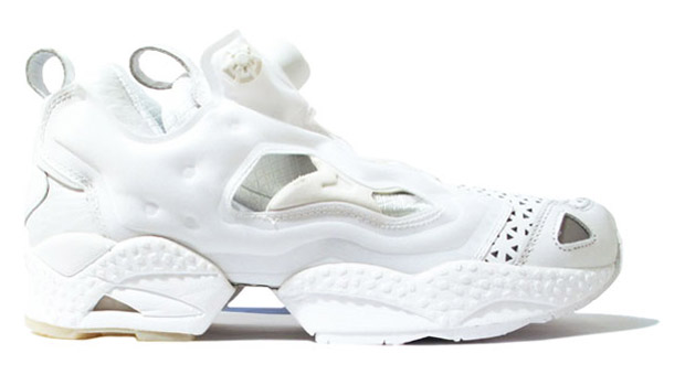 "Reebok Pump ""Perfectly"" Collection Pump Fury, Omni Lite II & Court Victory II"