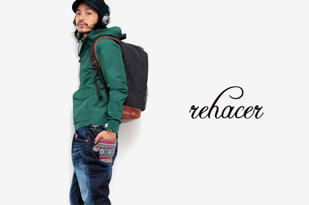 rehacer 2009 Fall Collection