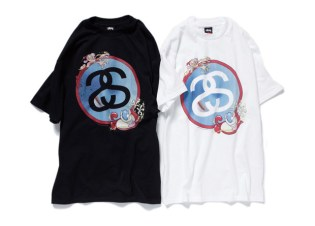 Ren & Stimpy Stussy T-shirt