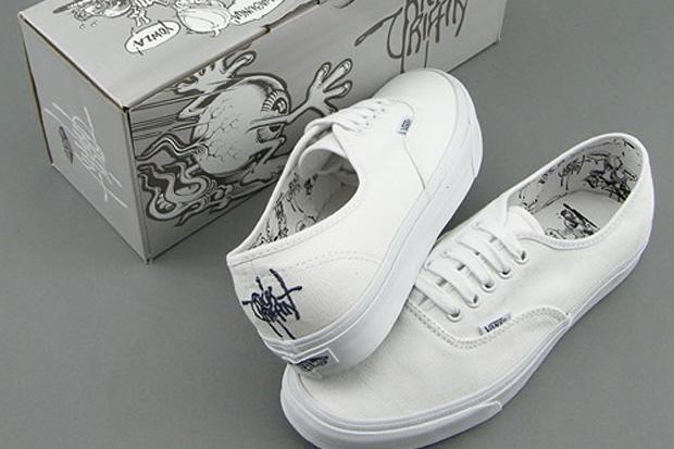 Rick Griffin x Vans Authentic