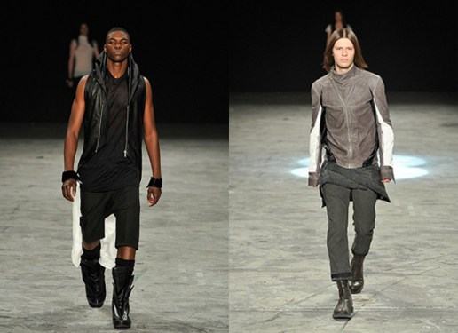 Rick Owens 2010 Spring RTW Collection