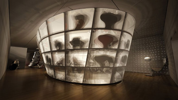 "Ron Arad ""No Discipline"" Exhibition"