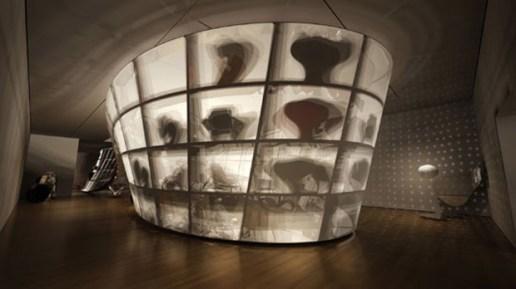 """Ron Arad """"No Discipline"""" Exhibition"""