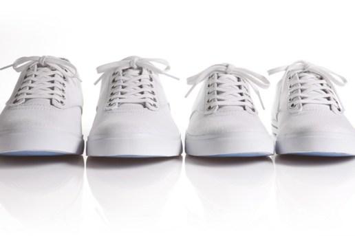 SeaVees Pantone White Sneakers