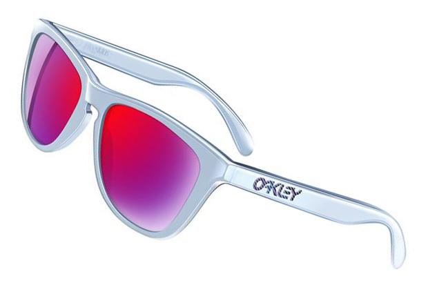 Shaun White x Oakley Frogskins Sunglasses