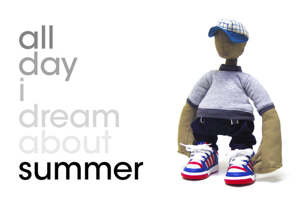 "Shoebiz SF & adidas Present ""All Day I Dream About Summer"" Art Exhibition"