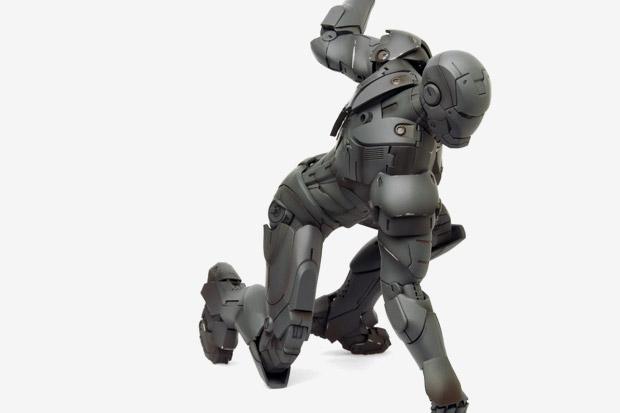 SILLY THING x Marvel Studios x Hot Toys Iron Man Mark III TK Edition