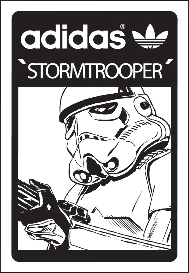 Star Wars x adidas Originals 2010 Spring/Summer Annoucement