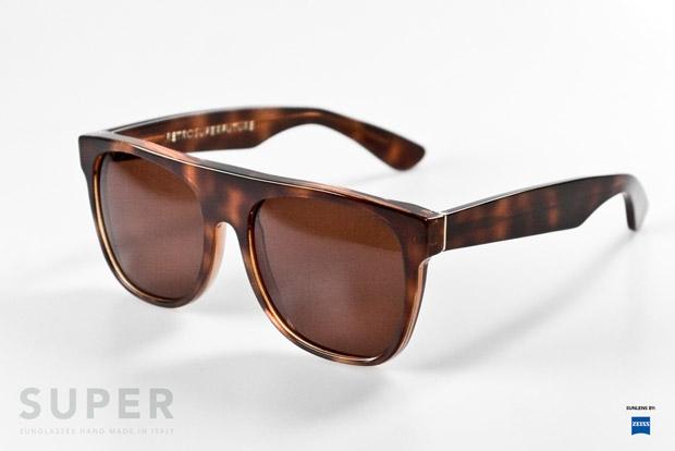 Super Flat Top Havana Sunglasses for The Generic Man