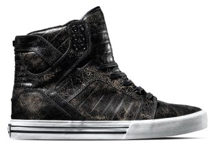 Supra Skytop 2009 Fall Colorways