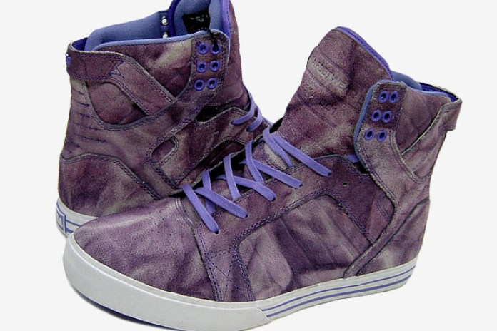 Supra Skytop Tie-Dye Colorway