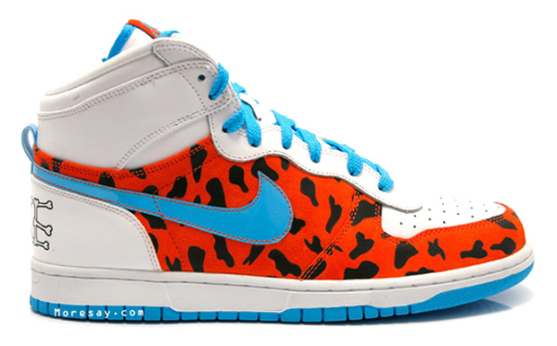 "The Flintstones Nike ""Fred"" Big High"