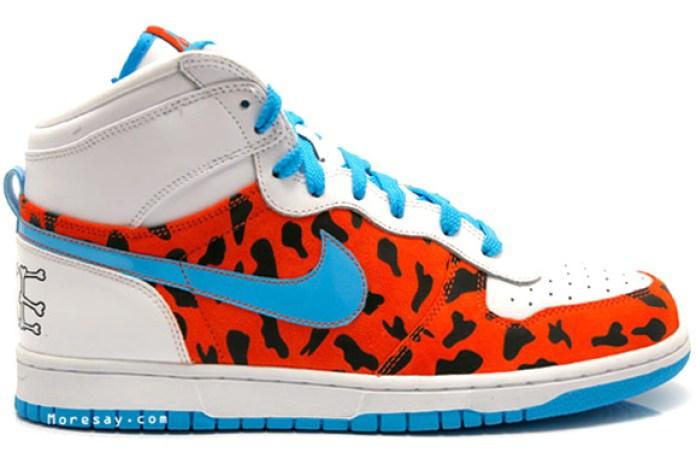 "The Flintstones Nike ""Fred"" Big High"