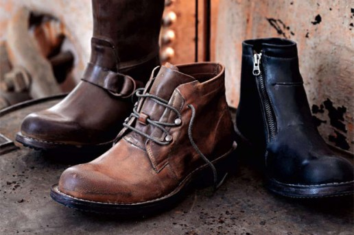 Timberland Boot Company 2009 Fall/Winter Collection