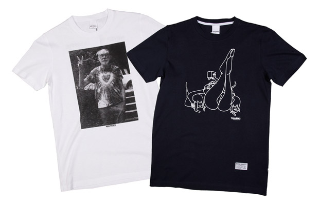 Todd James for Norse Projects T-Shirts