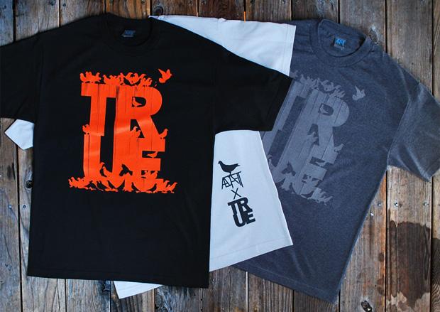"Adapt x TRUE ""Bird Gang"" T-Shirts"
