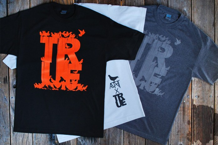 "Adapt x TRUE ""Bird Gang"" T-Shirts"