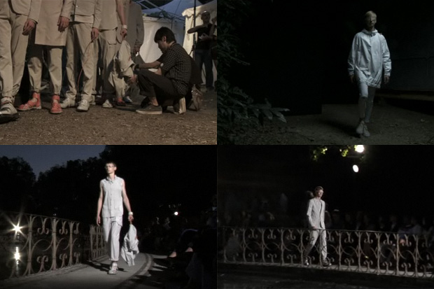 UNDERCOVER 2010 Spring/Summer Collection Preview @ Pitti Uomo