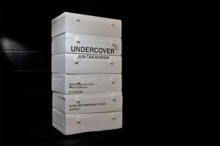 UNDERCOVER Showcase at Slam Jam Studio Milan