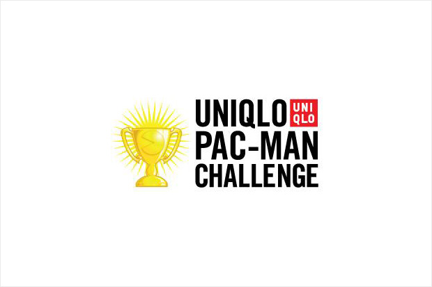 UNIQLO PAC-MAN CHALLENGE