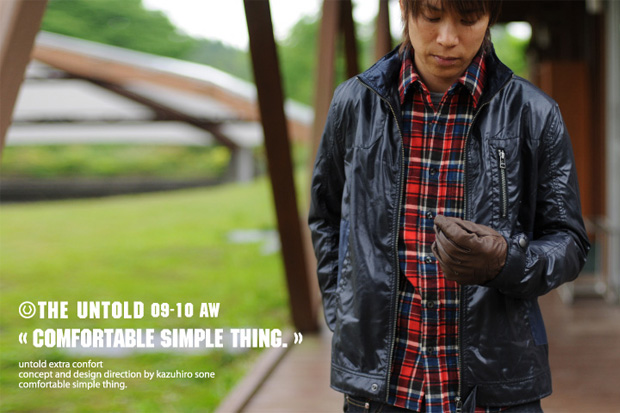 Untold 2009 Fall/Winter Collection