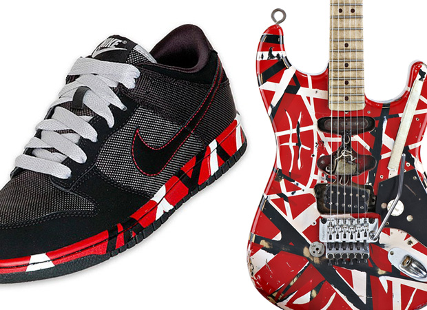 Van Halen vs. Nike Lawsuit