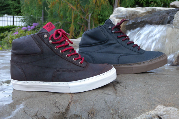 Vans California 2009 Holiday Switchback