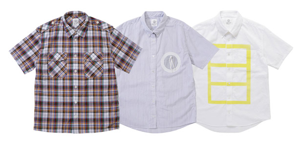VISVIM 2009 Spring/Summer Shirt Collection