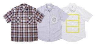 VISVIM 2009 Spring/Summer Shirt Collection
