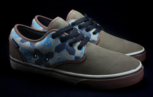 VOX Artist Cooperative   The Seventh Letter Project Sneaker Collection