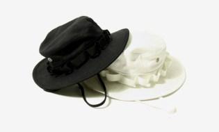 White Mountaineering Herringbone Bush Hat