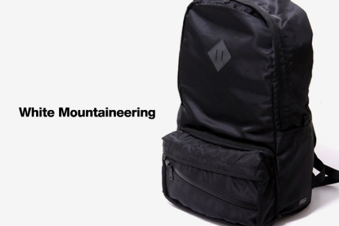 White Mountaineering Moca Packable Backpack