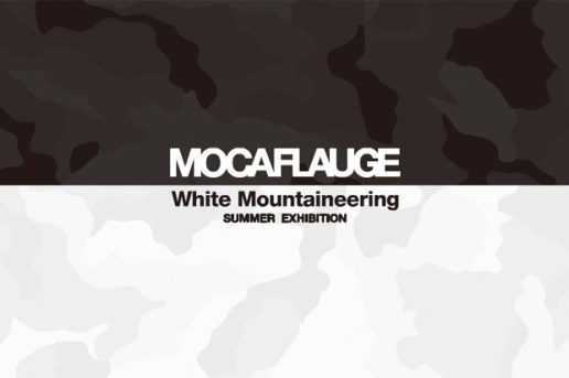 White Mountaineering Mocaflauge 2009 Summer Collection