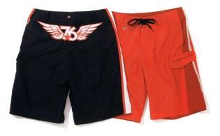 whiz x QUIKSILVER Board Shorts