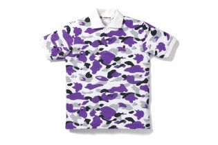A Bathing Ape 1st Camo Shop Polo