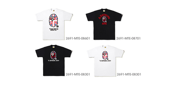 A Bathing Ape London Store T-Shirts