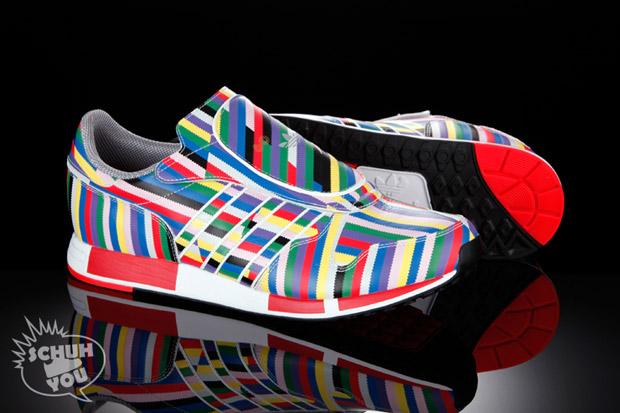 """adidas Micropacer """"60 Years of Soles and Stripes"""" Limited Edition"""