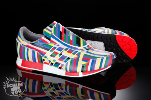 "adidas Micropacer ""60 Years of Soles and Stripes"" Limited Edition"