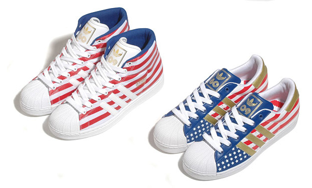 adidas Originals 60th Anniversary Stars & Stripes Pack