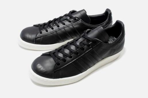 adidas Originals 80s CP Black Leather