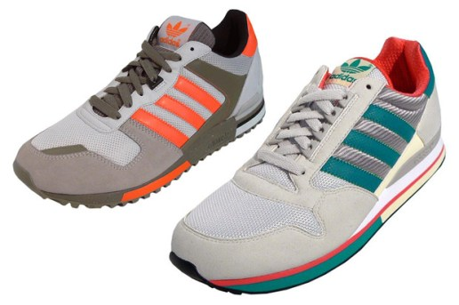 adidas Originals Synthetic Collection ZX 500 & ZX 700