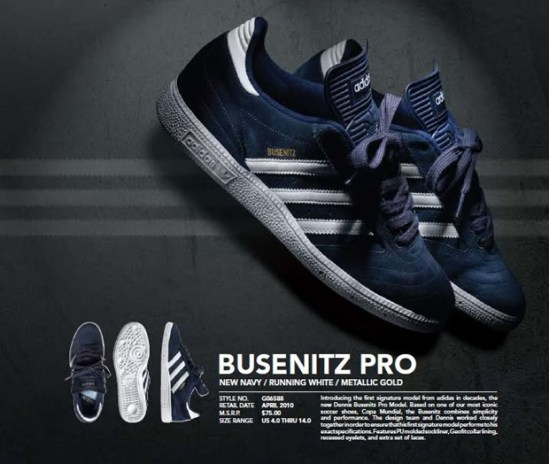 adidas Skateboarding 2010 Spring Footwear Preview