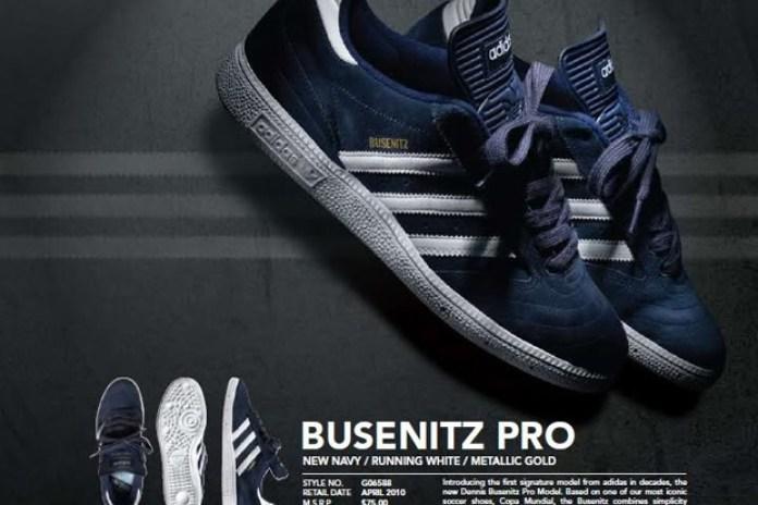 adidas Skateboarding 2010 Spring Footwear Preview